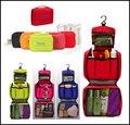 Fochier 5 colores turismo neceser de viaje conjunto de las mujeres masculinas portátil impermeable bolso cosmético del almacenaje