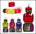 Travel wash bag  Fochier 5 colors tourism set male women's portable waterproof cosmetic storage bag