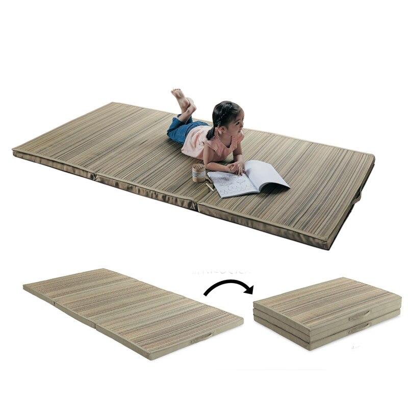 Klapp Weiche Tatami Matratze Boden Matte Japanischen Traditionellen Tatami Teppich Rechteck Große Größe Teppich Judo Tatami Matte Faltbare