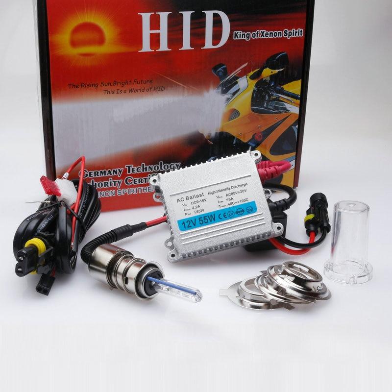 Buy H6 Motorcycle Car Hid Xenon Lights Bulbs Headlights Waterproof