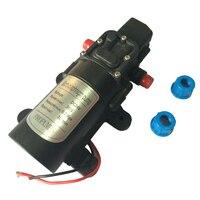 1pcs 0142YB 24 30 Micro Electric Diaphragm pump 24V 30W 0.7MPa 3L/ Min, Head 40M Self Priming pump For Water washing, Spray