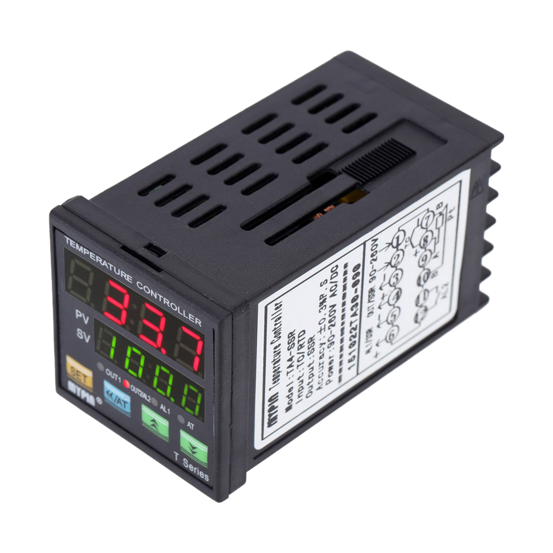Mypin Ta4 Snr Digital Temperature Controller Ssr 25 Da Solid State Relay German Module M5l0 In Instruments From Tools On Alibaba