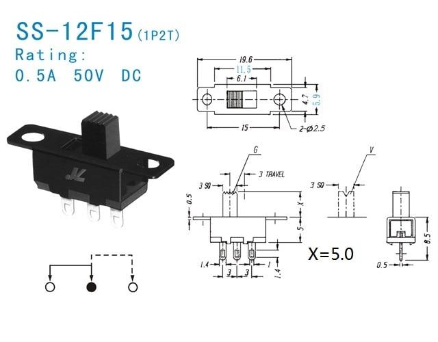 3 way slide switch schematic wire center u2022 rh gogowire co 3-Way Fan Switch Wiring Diagram 5- Way Switch Wiring Diagram