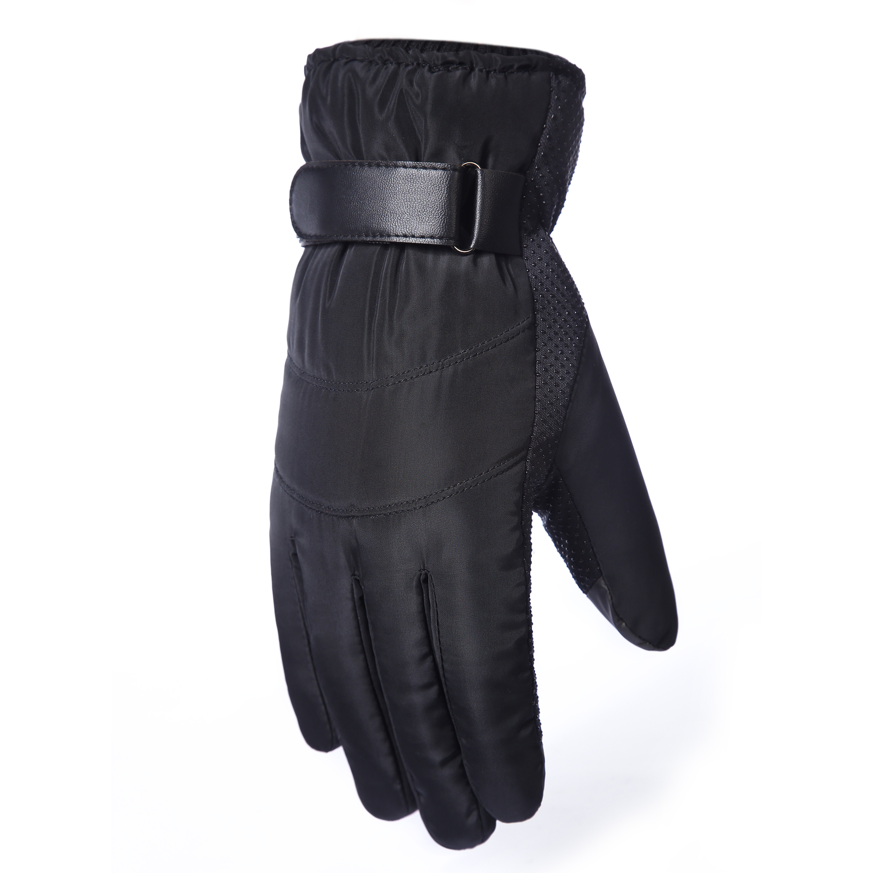 Skiing gloves high quality unisex fleece windproof gloves touchscreen gloves for smartphone cold weather waterproof gloves