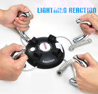 [Funny] Family interactive game Paladone Reloading Electric Shock Game Lightning Reaction toy For April fool's day gift kids toy