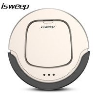 2018 New Arrival JIAWEISHI Smart Robot Vacuum Cleaner For Home Dry Wet Mop Auto Charge Cleaning