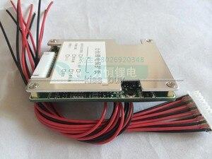 Image 2 - 10 s 36 v Li Ion Lithium Zelle 30A 18650 Batterie Schutz BMS PCM Bord ausgang Balance Ausgewogene licht für Elektrische fahrrad bike
