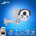 Onvif 1080P HD Outdoor Waterproof CCTV Camera&2.0Megapixel 1/2.5 Sony Sensor Resolution IR Bullet Security Network IP Camera