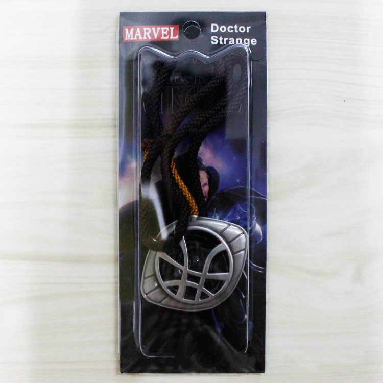 Dr. Steven Doctor étrange Cosplay l'oeil d'agamotto accessoires amulette luminé pendentif collier