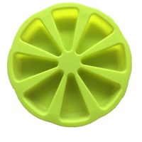 Creative Soap Mold Accessories 8 Hole DIY Kitchen Baking Cakes Scone Cake Mold Rng Watermelon Ice