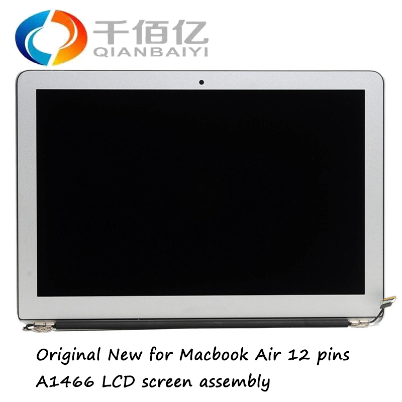 Original New A1369 LCD Assembly For MacBook Air 13'' 2010 2011 Years A1466 A1369 LCD Screen Display