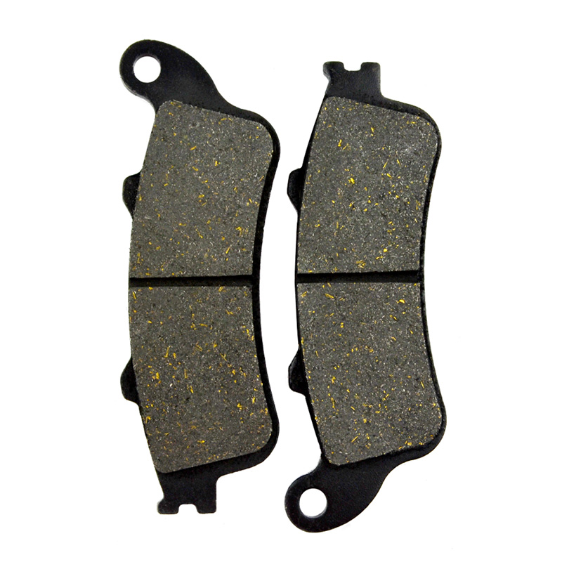 AHL Motorcycle Front and Rear Brake Pad for VICTORY Vision 8 Ball 2010-2011/Vision Street 2008-2009/Vision Tour 2008-2012
