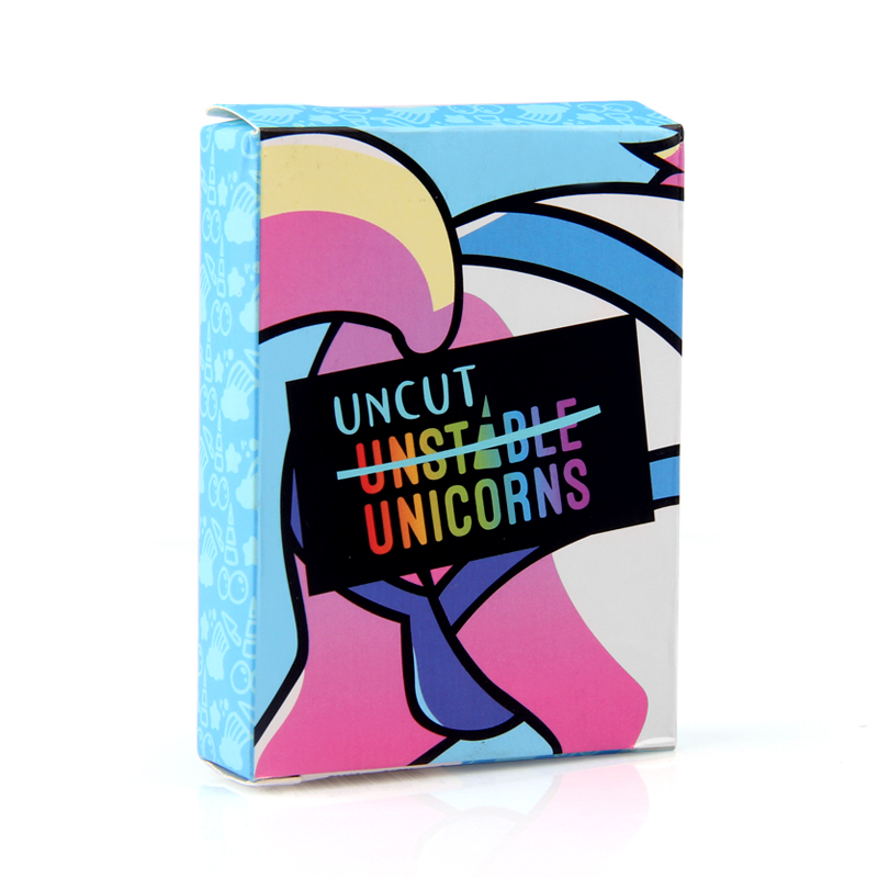 Buy now Funny Cards Game For Adult Unstable Unicorns NSFW Expansion Pack