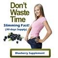 Одна Бутылка для 30 ДНЕЙ ПИТАНИЯ Черники экстракт потеря веса продукта 100% effective slimming diet supplement