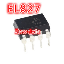 10PCS PC827 DIP-8 PC827 DIP New Original