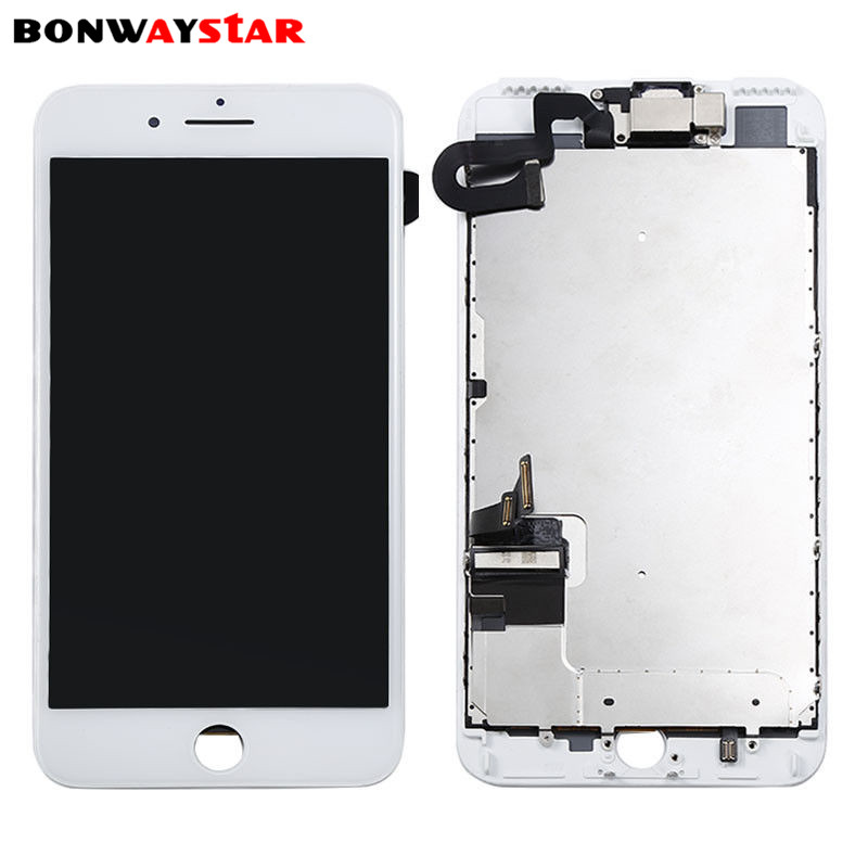 Full Set LCD For iPhone 7 A1660 A1778 A1779 7 plus A1661 LCD Display Touch Screen+Front camera Digitizer Assembly Replacement