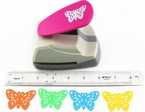 Image 2 - 33 см дыроколы в форме бабочки, ограниченная серия, большие дыроколы для рукоделия, декоративный дырокол, очень быстрое