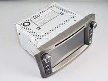 Quad Core Android 5.1.1 dvd-плеер автомобиля Для 1024 * 600LCD 7 «TOYOTA AVENSIS 2005-2007 gps навигации bluetooth 3 Г Карта