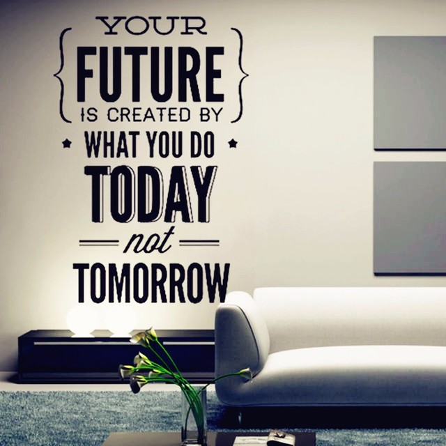 Inspirational Quotes Wall Decor Kids room decoration stickers Inspirational Quotes Wall Stickers  Inspirational Quotes Wall Decor