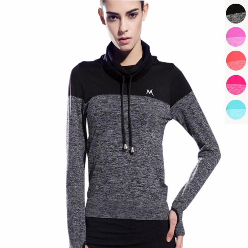 Ризи за йога жени Йога Топ Бързи сухи - Спортно облекло и аксесоари - Снимка 1