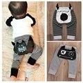 Bonito Dos Desenhos Animados Animal Bebê Recém-nascido Da Menina do Menino Harém Pant 0-24 M Infantil Bebes 3D Calças Compridas Calças Bottoms criança Crianças Roupas