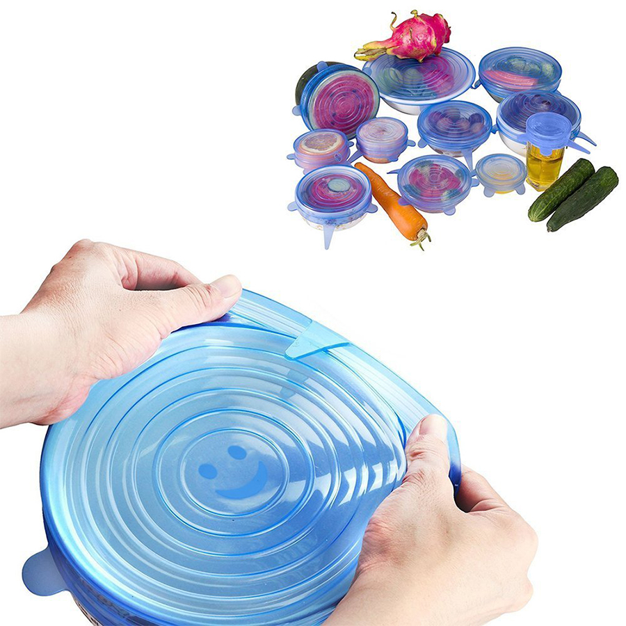 6pcs-set-Silicone-Lids-Durable-Reusable-Food-Save-Cover-Heat-Resisting-Fits-All-Sizes-and-Shapes (1)
