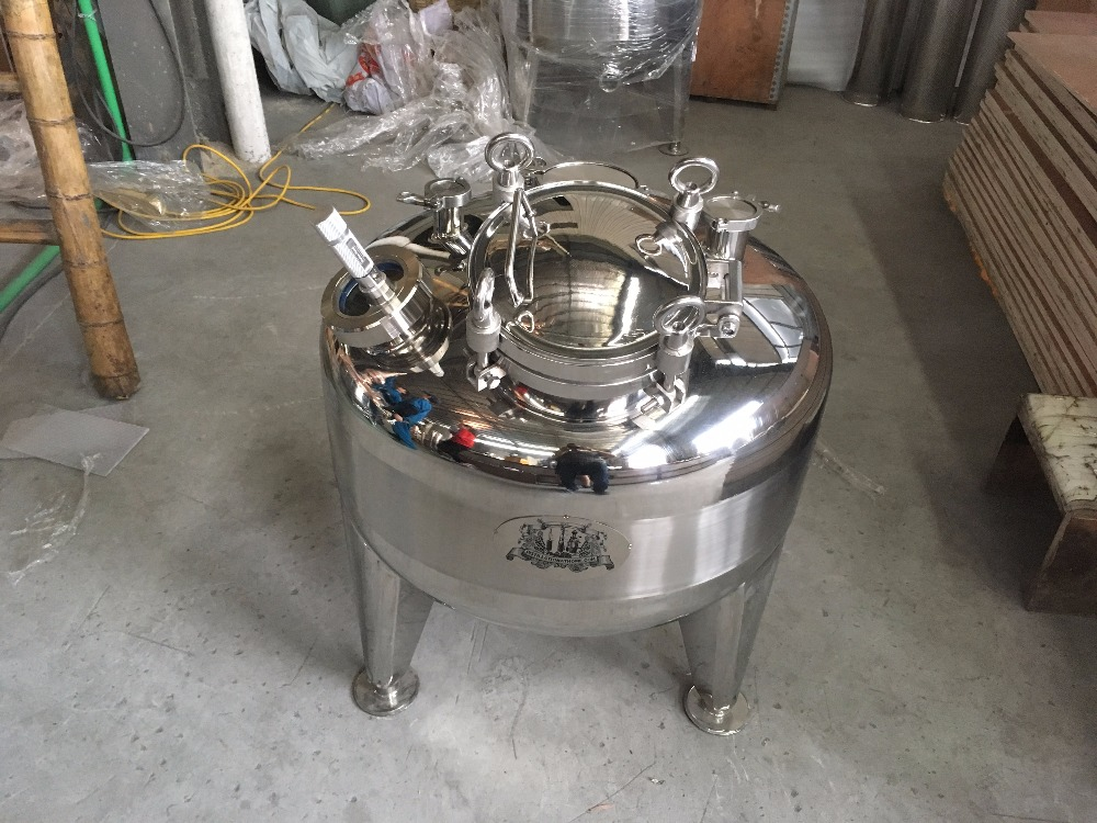 New type customized  100L single layer Boiler, Distiller tank stainless steel  304. Shipping by DHL