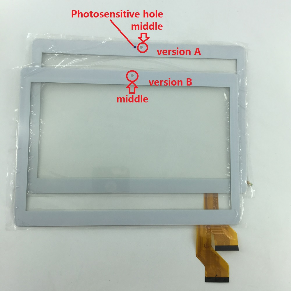 10.1 INCH for GT10PG127 V1.0 V2.0 Tablet Repair parts capacitive Touch screen Digitizer glass External screen Sensor 237*166MM