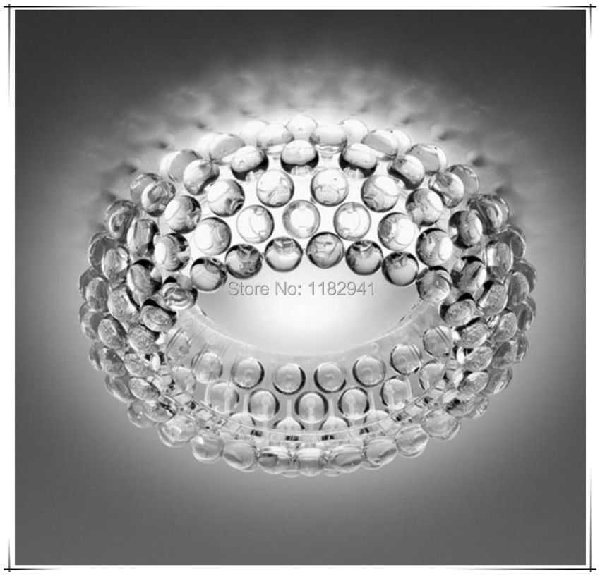 Free Shipping 2014 New Dia 50cm Foscarini Caboche Ball Ceiling Light For Bedroom Living Room Study
