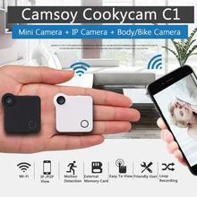 C1 Mini Camera HD 720P Wifi IP Camera Wireless Motion Dection P2P Micro Camera Bike Camera Mini DV DVR Camcorder With Magnetic
