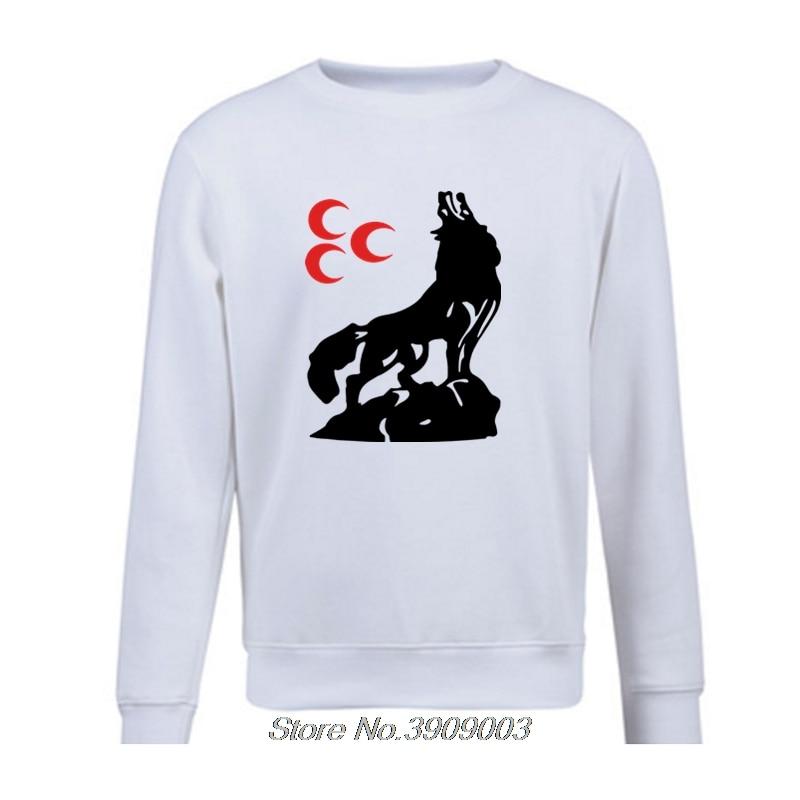 Hot Sale Hoodie Bozkurt Hoodies Turkei Dna Turkey It's In My Dna Bozkurt MhpSchwarze Motiv Winter Style Sweatshirts Streetwear