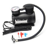 Different Quality 12V 300 PSI Portable Mini Air Compressor Vehicle Electric Tire Inflator Pump New