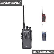 100% original baofeng walkie talkie BF K5 rádio amador portátil em dois sentidos rádio pofung k5 woki toki transceptor de presunto fm sem fio