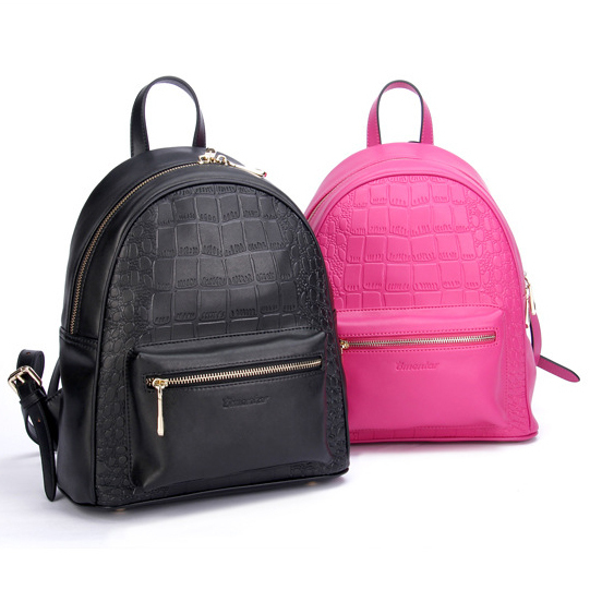 2017 Fall Genuine Leather School Bags For Agers Fashionable Book College Korean Backpack Drop Shipping In Backpacks From Luggage On