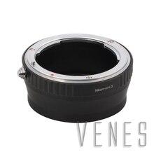 AI-m4/3 lens adapter Suit For Nikon F AI to Micro 4/3 M4/3 Camera LUMIX GH4 GM1 GX7 GF6 GH3 OM-D E-M1 E-M5 E-M10  Pen E-PL7