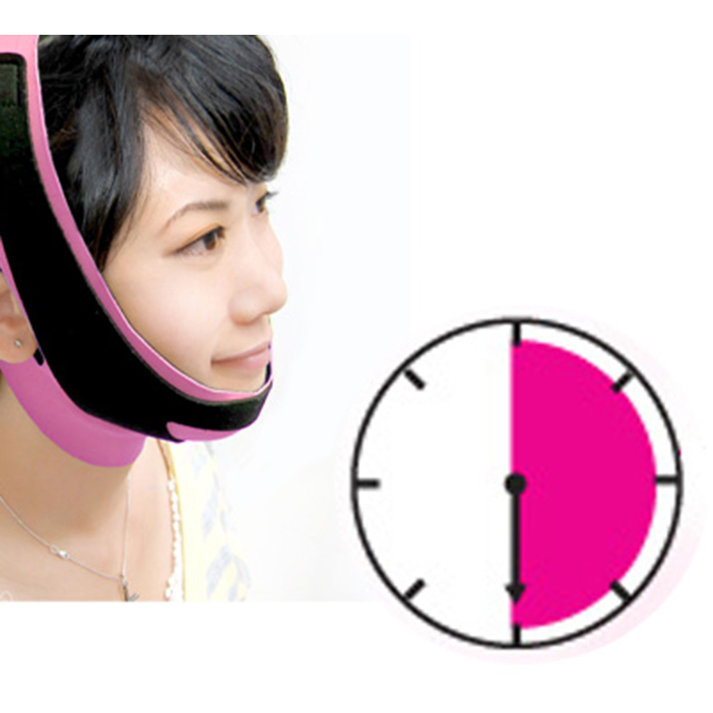 Face Lift Tools Thin Face Bandage Belt Face Massager Facial Lift Tape Facial Massage Anti Cellulite Women Face Care Beauty Kit