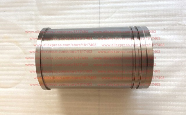 US $26 49  Cylinder Liner/Cylinder Sleeve + Water sealing ring, Jiangdong  diesel engine parts, JD2102 old model-in Generator Parts & Accessories from