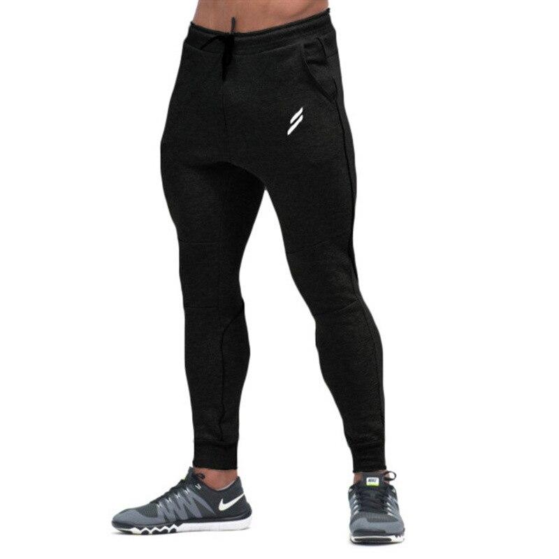 100% QualitäT Mode Casual Hosen Hosen Für Männer Crossfit Turnhallen Jogginghose Marke Kleidung Herren Fitness-studios Fitness Hose Männlichen Bodybuilding Workout