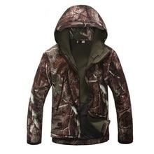 Tactical Jackets Army Camouflage Coat Military Jacket Waterproof Windbreaker Raincoat Outdoors Clothes TAD V4.0