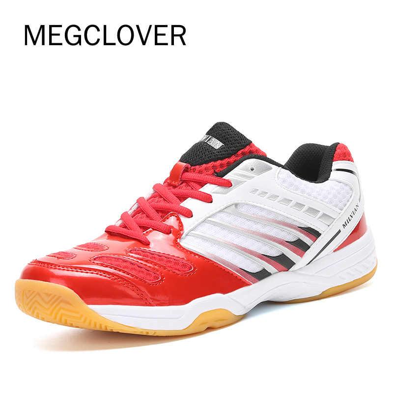 2019 New Professional Badminton Shoes Men Women Badminton Sneakers Couples Badminton Sneaker Indoor Sports Tennis Free Shipping
