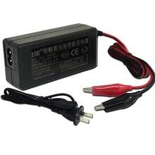 Carregador dc7.2v 2a de ue/us 6v, carregador de bateria de chumbo ácido, adaptador para carregamento de energia, carregador inteligente para 6v 4ah 4.5ah 5ah 7ah 10ah 12ah