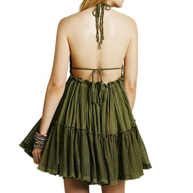 Boho Women's Dress 5