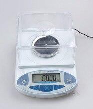 500 x 0.001 g 1 mg Lab analítica balança Digital balança eletrônica de precisão certificado CE um ano de garantia
