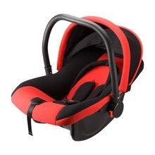 Детские корзина тип автомобиля детские сиденья безопасности новорожденного в колыбель бортовой портативный прокат корзина