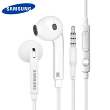 For SAMSUNG In-ear Stereo Sport Earphones EG920  Wired 3.5mm with Mic Remote Control headphones for XIAOMI RED MI HUAWEI ONEPLUS