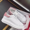 2016 Nice White Black Lace-up American Casual Shoes Woman New Low Shoes Thick Bottom Platform Shoes Women Flat Casual
