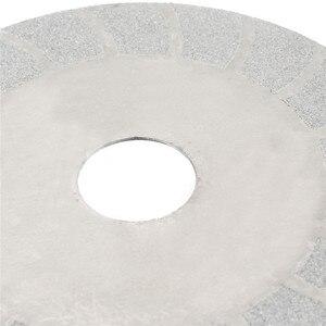 Image 4 - โปรโมชั่นที่ดีที่สุด1PC 4นิ้ว100มม.ใบเลื่อยวงเดือนเพชรเซรามิคหินแกรนิตแผ่นล้อTippedตัดเครื่องมือร้อนขาย