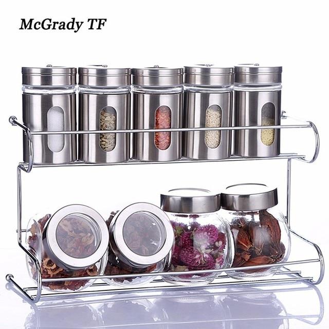 2017 neue Ankunft Chinesischen Geschmack Würze Jar Set Box Küche ...