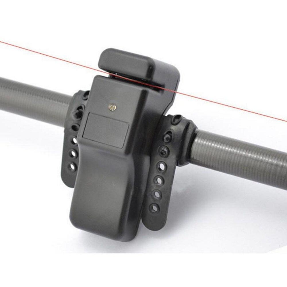Newest LED Light Fishing Bite Alarm Volume and Sensitivity Adjustable Fishing Bait Alarm Alertor Fishing Rod Signal Device