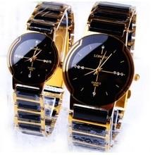Fashion LONGBO Brand Rhinestone Exquisite Gift Top Quality Ceramic watch Woman m